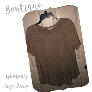 Boutique Women's Sz Shirt NWOT